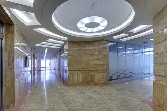 Трансформируемые перегородки SmartWall в «Банк Центр Кредит»