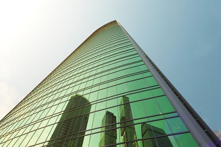 Функциональные перегородки для офисных центров