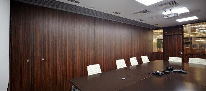Перегородки для конференц-залов