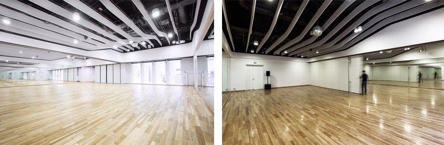 Для танцевальных залов 1