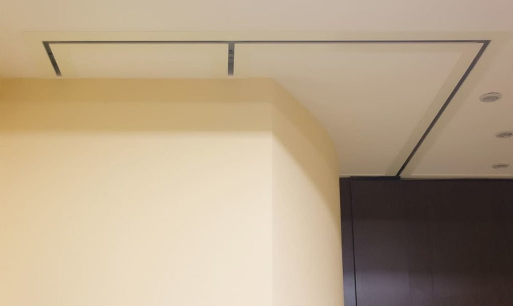 Раздвижные перегородки для квартир